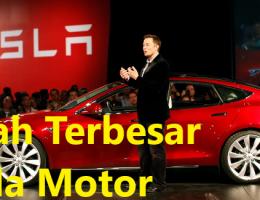 Kisah Terbesar Tesla Motor